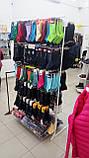 Торговая сетка стойка на ножках 200/120см проф 17х17  мм (от производителя оптом и в розницу), фото 4