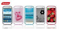 Чехол для Samsung i9300 Galaxy S3 - Yoobao Glow protect case