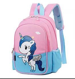 Рюкзак детский Unicorn Розовый (0006)