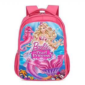 Рюкзак школьный Barbie Розовый (0017)