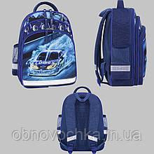 Ортопедический рюкзак Bagland со светоотражающими элементами и LED-подсветкой. Высокое качество!