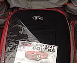 Авточехлы на Kia Optima III (USA) 2013-2015 sedan, Киа Оптима 3, фото 2