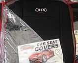 Авточехлы на Kia Optima III (USA) 2013-2015 sedan, Киа Оптима 3, фото 3