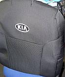 Авточехлы на Kia Optima III (USA) 2013-2015 sedan, Киа Оптима 3, фото 5
