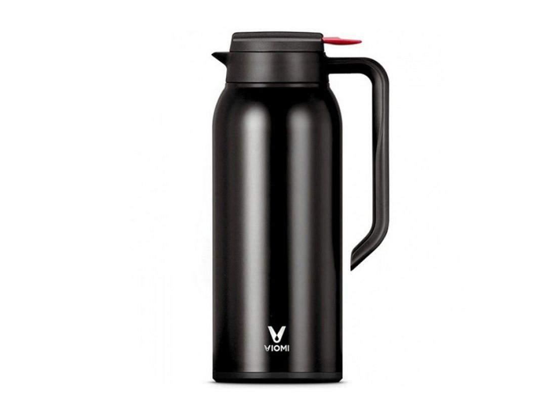 Термос Xiaomi Viomi Steel Vacuum Pot 1.5л черный