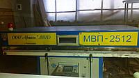 Вакуумный пресс бу Артель МВП-2512 для производства фасадов и накладок на двери, 2008г.