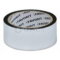 Стрічка, покрита алюмінієм 50ммх50м Favorit 10-510 | лента покрыта алюминием