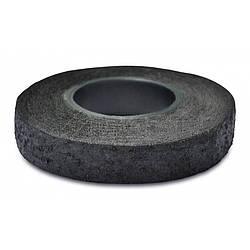 Ізострічка ХБ чорна 18ммх10м 10-723 | изолента черная стрічка ізоляційна, лента изоляционная, ізолента, ізострічка, изолента,