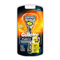 Gillette Fusion ProShield Razor With FlexBall Handle Бритвенный станок