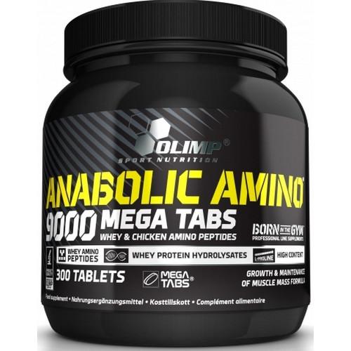 Аминокислота Olimp Anabolic Amino 9000 300 таблеток