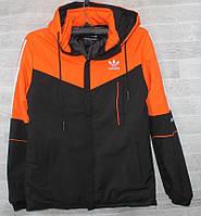 """Куртка мужская демисезонная ADIDAS размеры 48-56 (7цв) """"JIREN"""" купить недорого от прямого поставщика"""