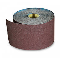 Папір наждачний на тканинній основі, водост., 200 мм х 50 м, зерн. 120 18-604 SPITCE // Бумага наждачная на тканевой основе, водост., 200 мм