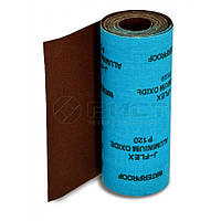 Папір наждачний на тканинній основі, водост., 200 мм х 5м, зерн. 60 18-619 SPITCE // Бумага наждачная на тканевой основе, водост., 200 мм х 5м