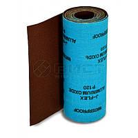 Папір наждачний на тканинній основі, водост., 200 мм х 5м, зерн. 100 18-621 SPITCE // Бумага наждачная на тканевой основе, водост., 200 мм х 5м