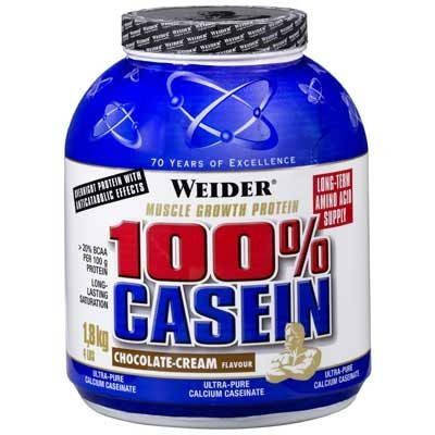 Протеин Weider 100% Casein 1.8 кг, фото 2