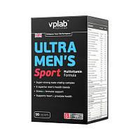 Витамины для мужчин VP Lab Ultra Men's Sport 90 капс