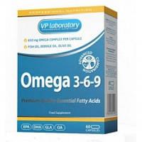 VP Omega 3-6-9 60капс