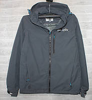 """Куртка мужская демисезонная, с капюшоном, размеры 48-56 (4цв) """"JIREN"""" купить недорого от прямого поставщика"""