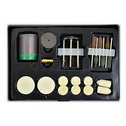 Набір наконечників для шліфування, 13 шт. Technics 18-986 | набор наконечников шлифовки