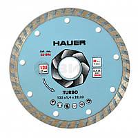 "Алмазний диск ""TURBO"" 125 мм 22-846 Hauer // Алмазный диск ""TURBO"""