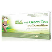 CLA with GREEN TEA plus L-CARNITINE 60 капс