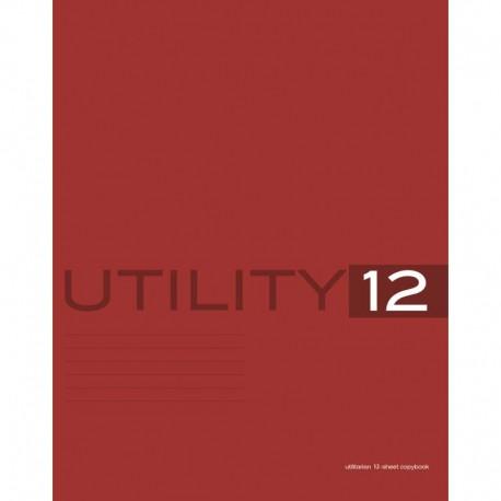 Зошит А5 12 Кл. YES Utility, 10 шт/уп.