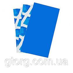 Заплатки IntexPool 33320. Размер 6 х 10 см ( 3 варианта ткани ПВХ)