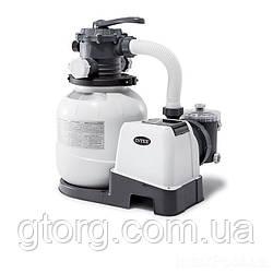 Пісочний фільтр насос Intex 26646-1, 6 000 лч, 23 кг