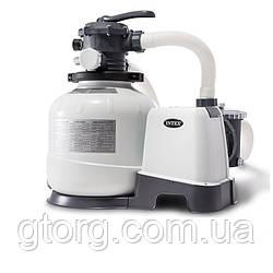 Пісочний фільтр насос Intex 26648, 10 000 лч, 36 кг