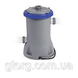 Картріджний фільтр насос Bestway 58386, 3 028 л/год, тип II