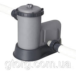 Картріджний фільтр насос Bestway 58389 - 1, 5 678 л/год, тип III