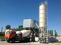 Мобильный бетонный завод, фото 1
