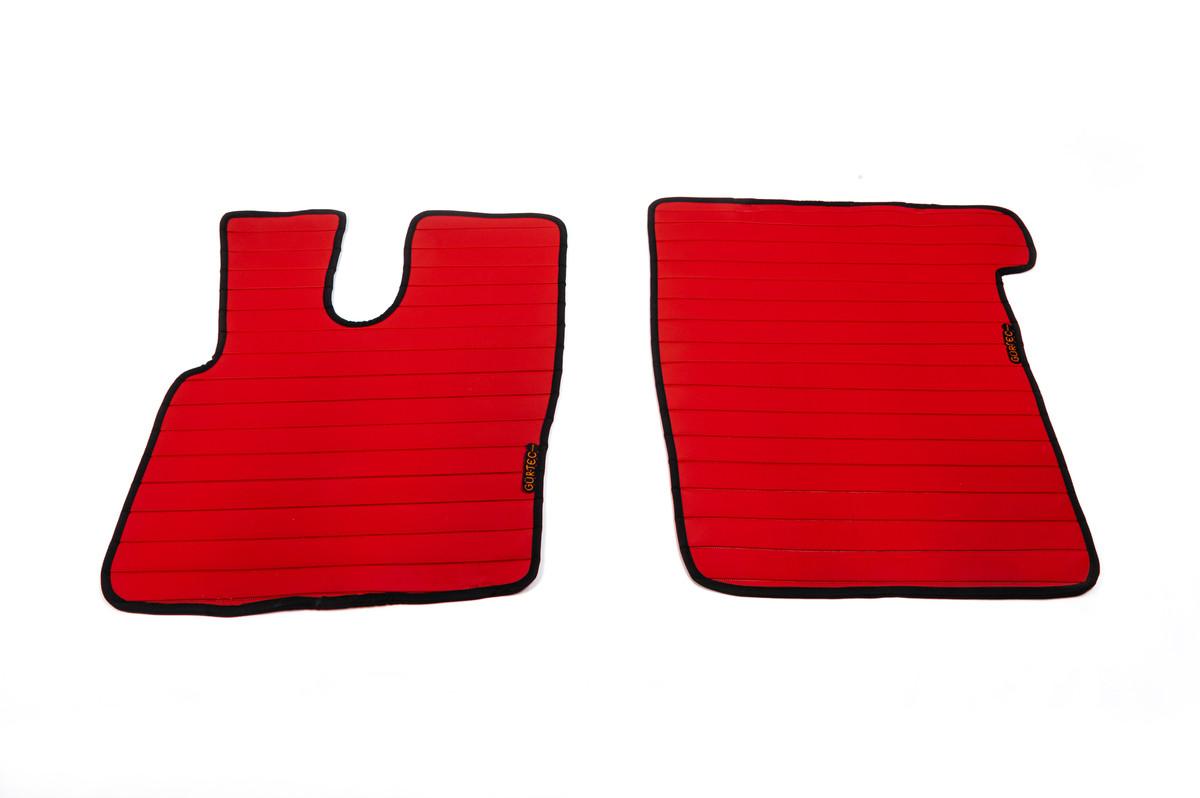 Килимки Daf XF 106 червоні