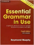 Murphy,R. Essential Grammar in Use with answers. 4 Ed.