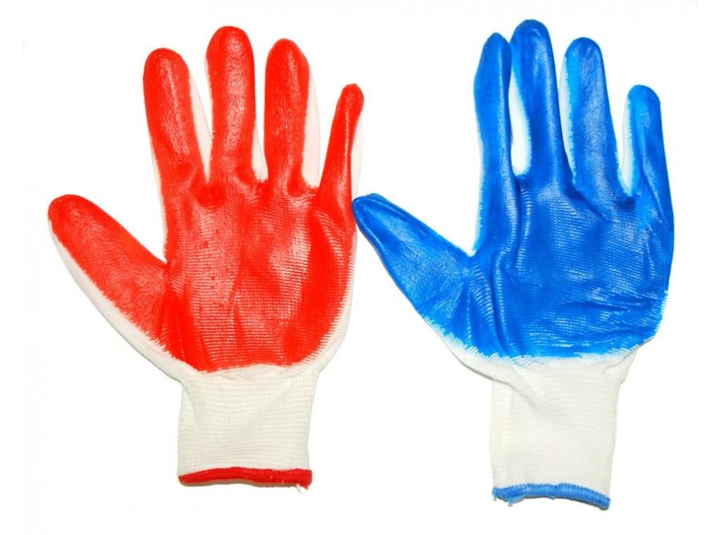 Перчатки рабочие стрейчевые