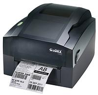 Принтер этикеток Godex G-300 скорость печати - 102 мм/сек, 300dpi