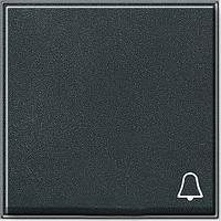 Звонковый выключатель Gira TX_44 Антрацит