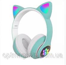 Бездротові навушники з котячими вушками Cat VZV-23M