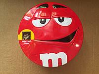 Жестяна банка M&M`s + драже з молочного шоколаду,250 г,