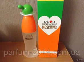 Женская туалетная вода Moschino Leau Cheap and Chic (реплика)