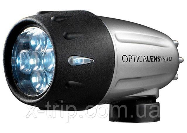 Фара освещения для велосипедов KSL RHL-12 LED 5 светодиодов