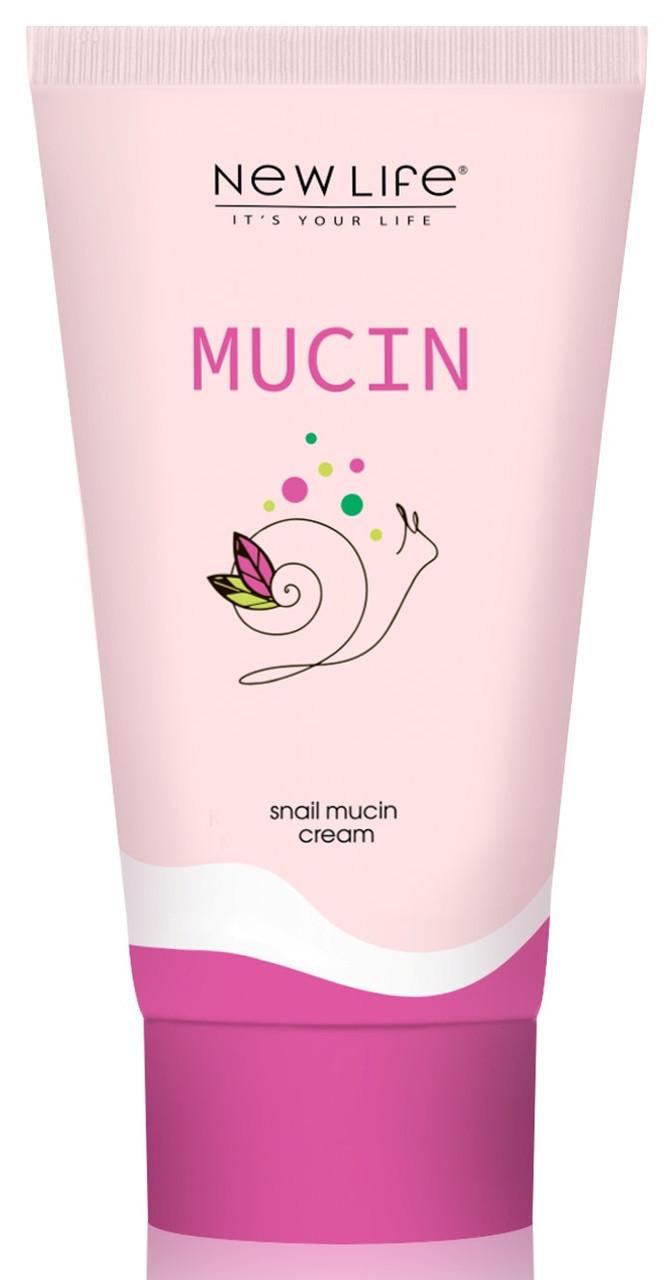 Mucin - крем для обличчя з муцином равлика