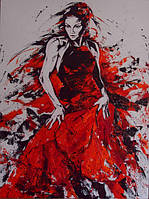 Картина «Страсть. Кармен. Фламенко»