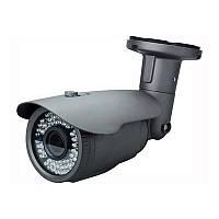VLC-8192WT HD-TVI уличная антивандальная цилиндрическая видеокамера.