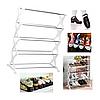 Полиця-органайзер для взуття shoe rack / Модульний органайзер, фото 5