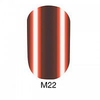 Гель-лак Naomi Metallic Collection M22, 6 мл