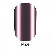 Гель-лак Naomi Metallic Collection M24, 6 мл