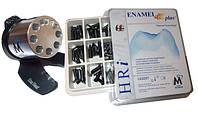 ENAMEL PLUS HRI COMPLETE KIT (90 TIPS)+ENAHEAT набор 90 унидоз  CHRT15+CHC3