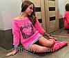 Модные домашние платья из трикотажа