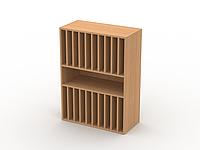 Секция для классных журналов верхняя (шкаф для классных журналов)в